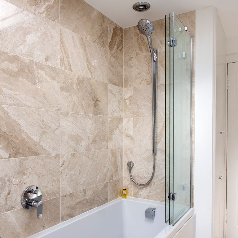 Bath With Shower Bath Shower Screens Our Pick Of The Best Ideal Home
