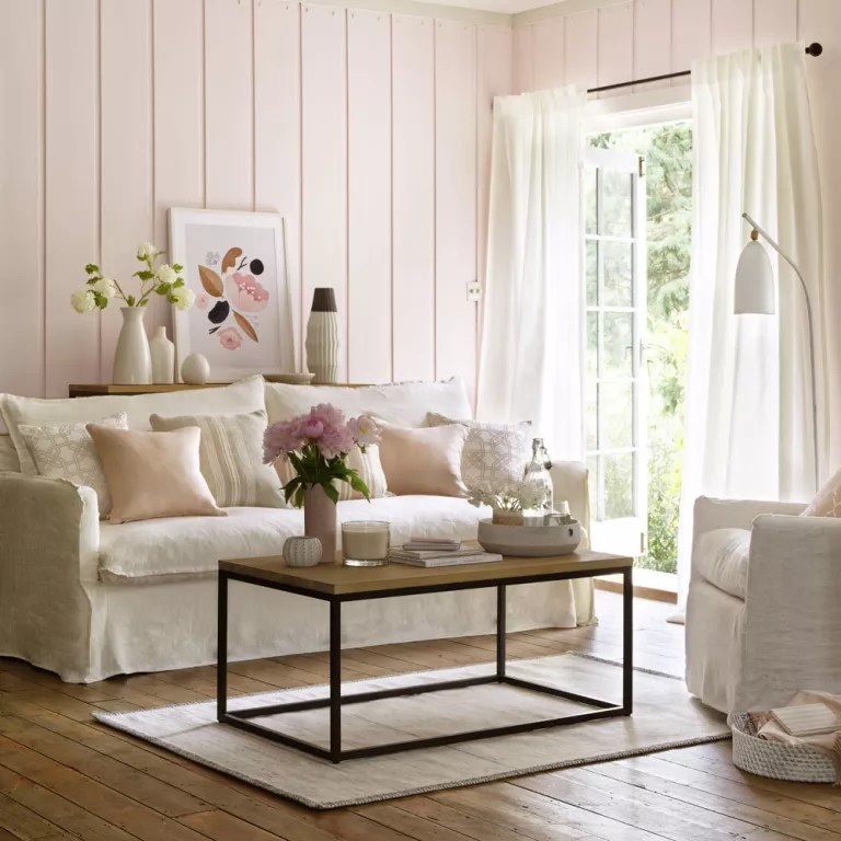 Pink Living Room Curtains Pink Living Room Ideas Pink Living Rooms Pink Decorating Ideas