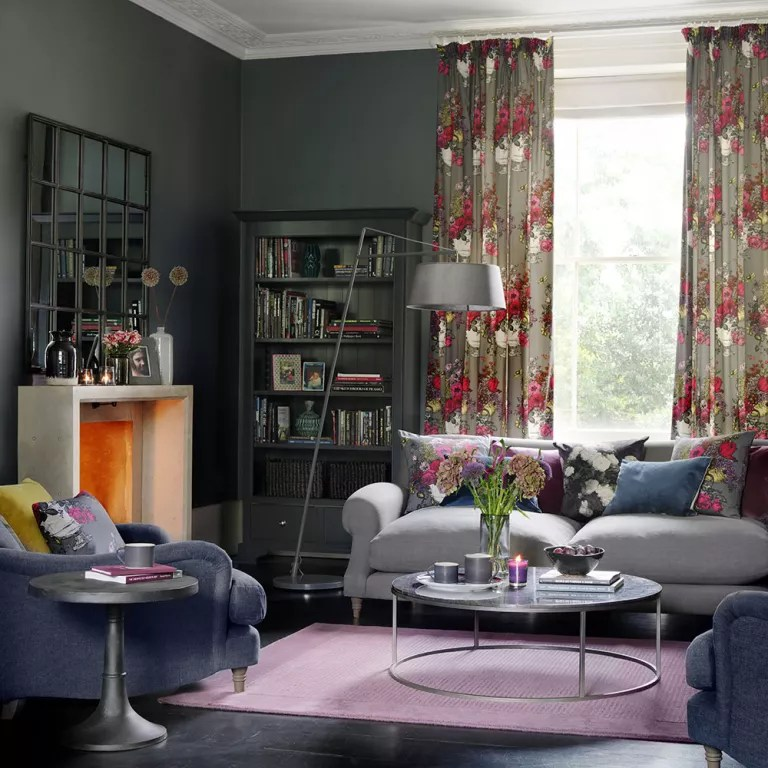 40 Grey Living Room Ideas Decor In Shades From Charcoal To Pale Grey That Work For Every Sitting Room