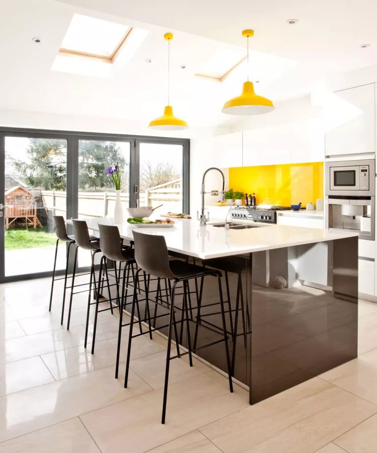 Kitchen Extensions With Velux Windows Kitchen Extension Ideas To Maximise The Potential Of Your Space