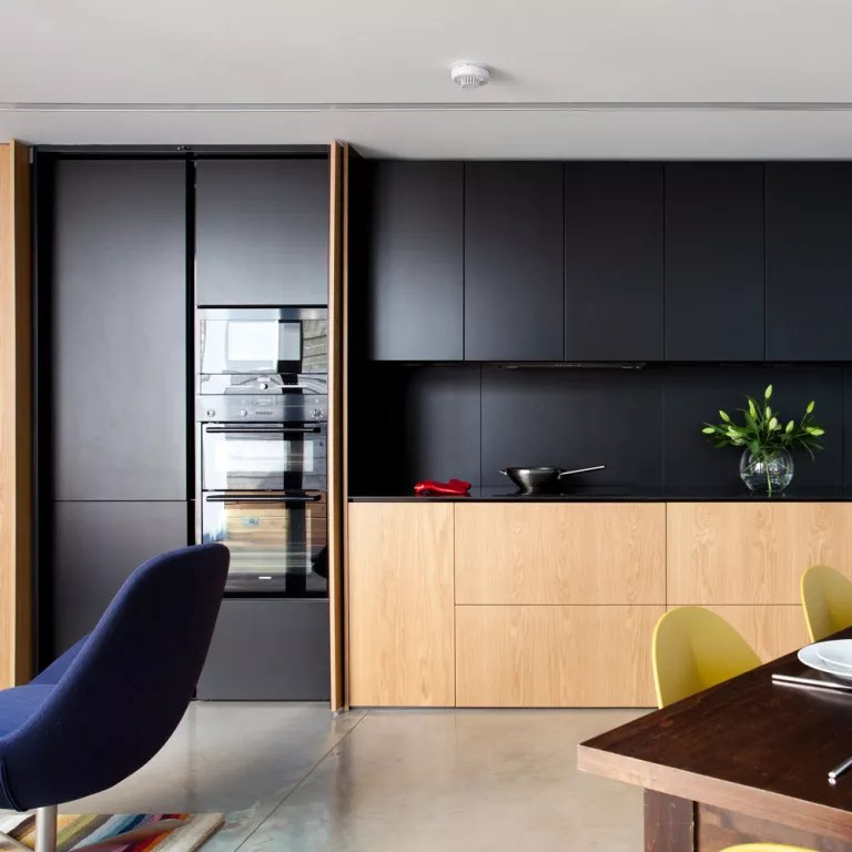 Black Design For Kitchen Black Kitchen Trend 2018 Ideal Home
