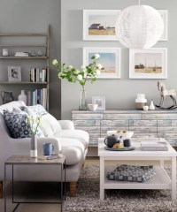 Living room wallpaper  Wallpaper for living room  Grey ...