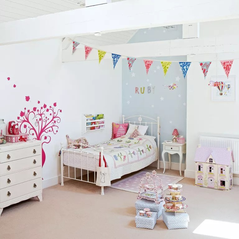 Toddlers Bedroom Ideas Girl Girls Bedroom Ideas For Every Child From Pink Loving Princesses