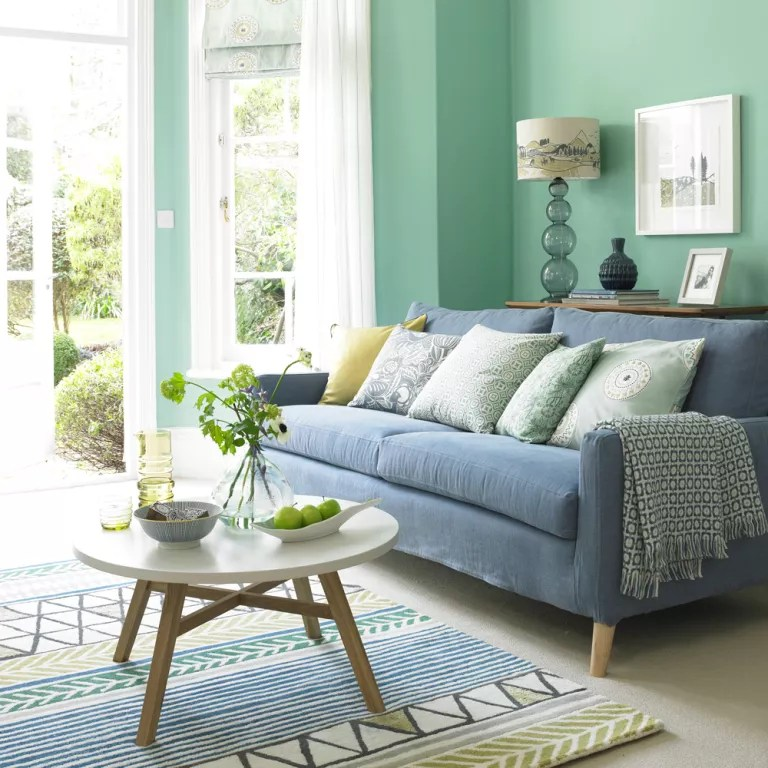 Living Room Colour Schemes Decor Ideas In Every Shade That Are Brimming With Character And Style