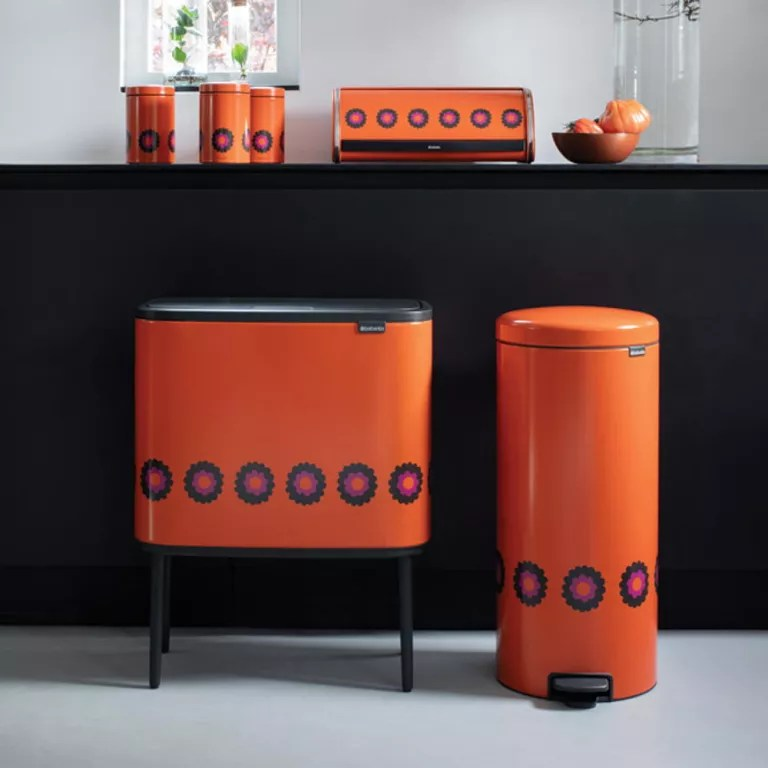 Brabantia Contact This Brabantia Pedal Bin Now Comes In It S Iconic Patrice Pattern