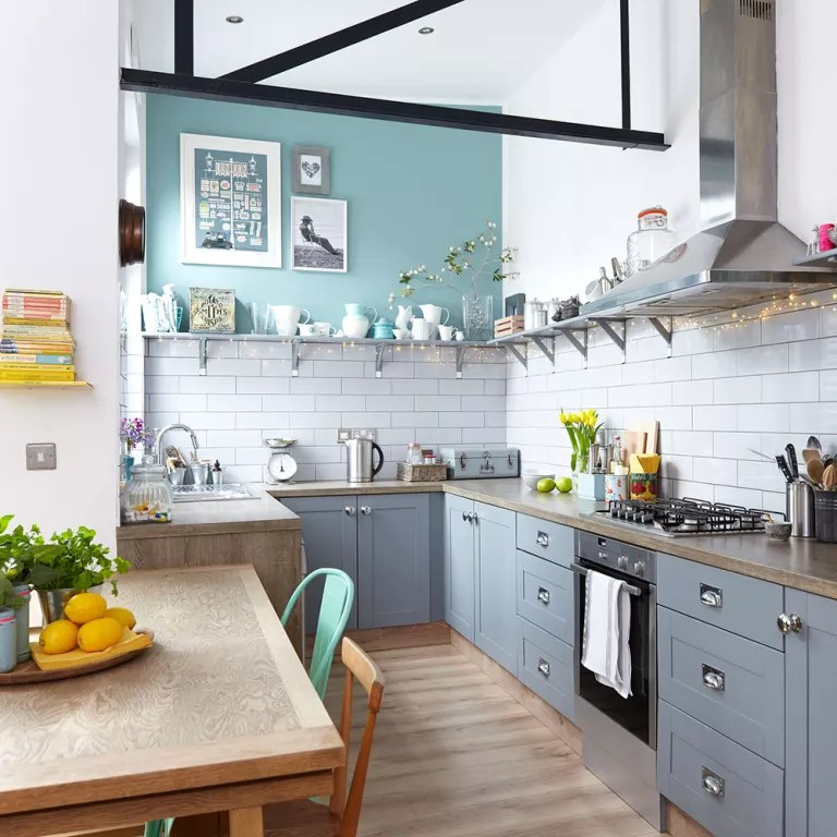 How To Paint Kitchen Cabinets Revamp Your Kitchen Units On A Budget