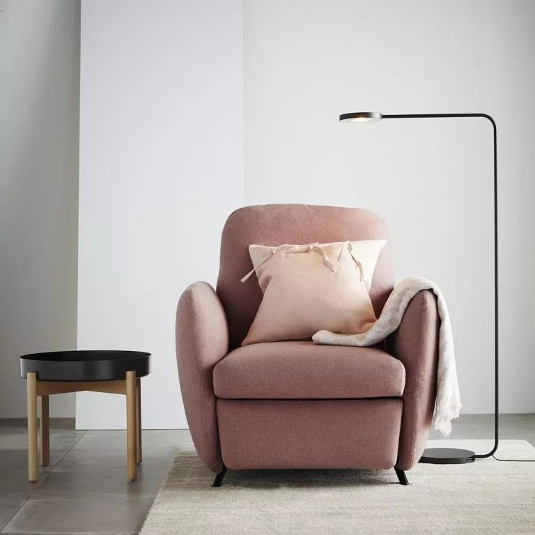 This Pink Ikea Recliner Chair Has Been A Sellout Success