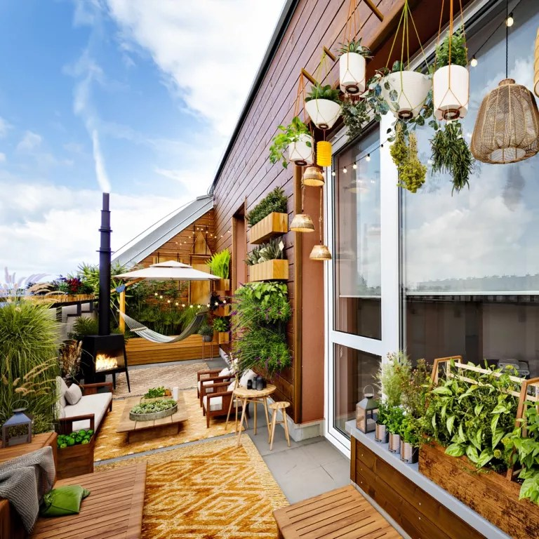 Balcony Garden Ideas Transform Tiny Spaces Into Mini Horticultural Havens