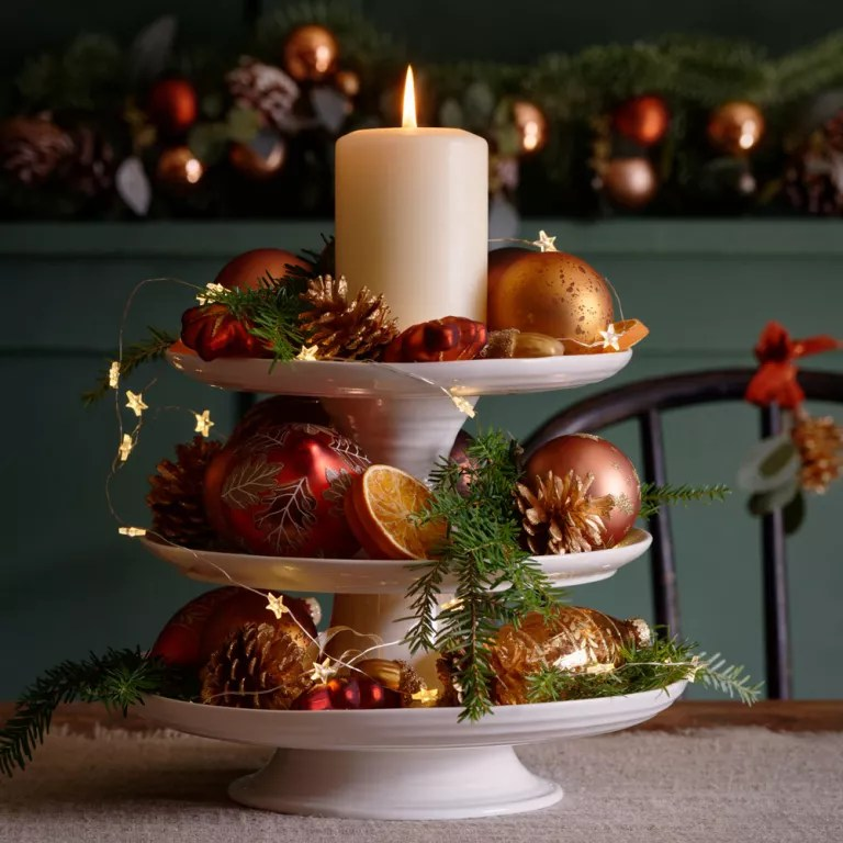 29 Budget Christmas Decorating Ideas From Christmas Crafts To Upcycling