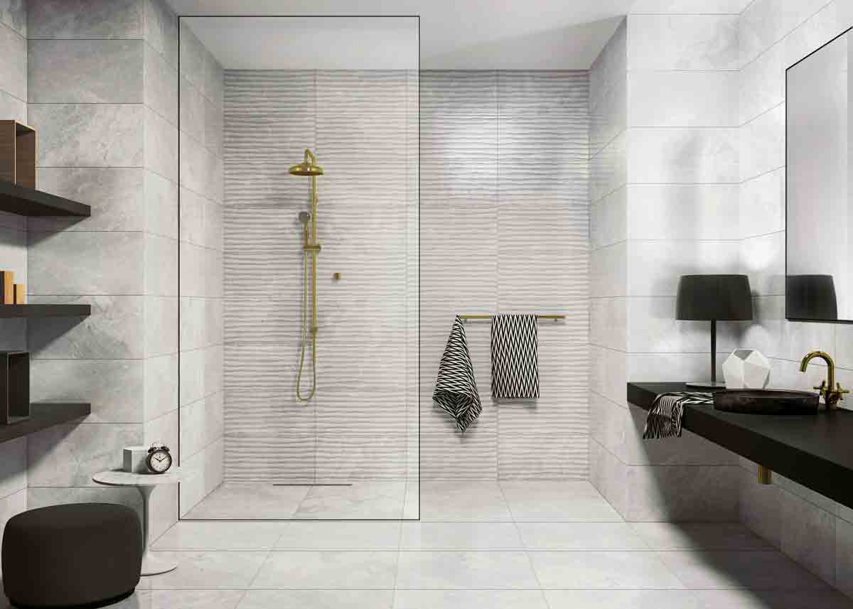Washroom Tiles The Latest Bathroom Trends And Bathroom Designs For 2019