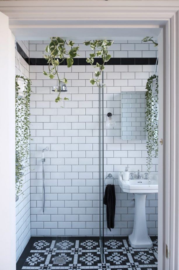Cool Bathroom Tile Ideas From Metro Tiles To Fish Scale Herringbone