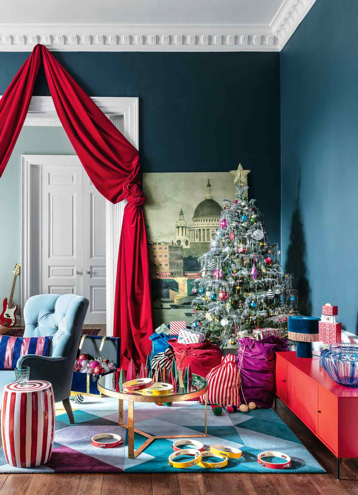 Pingouin Mary Poppins 2018 S Christmas Decorating Trend Takes Inspiration From Mary Poppins