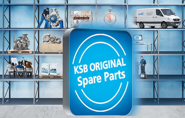 Book Services Ltd Spare Parts Ksb