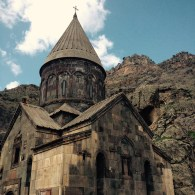 Kloster in Armenien