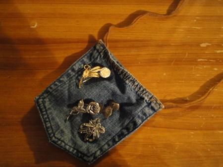 Diy Jean Pockets