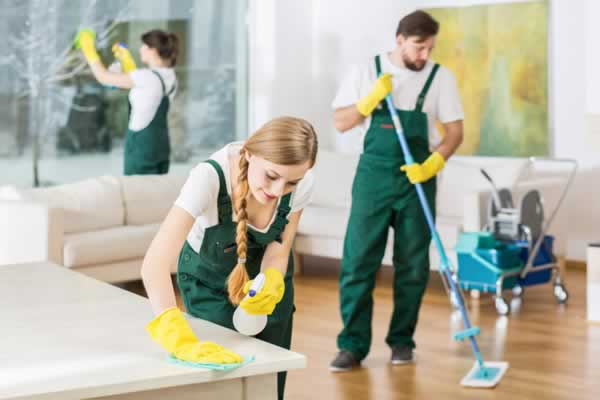 House Cleaning Maid Services Residential Cleaning