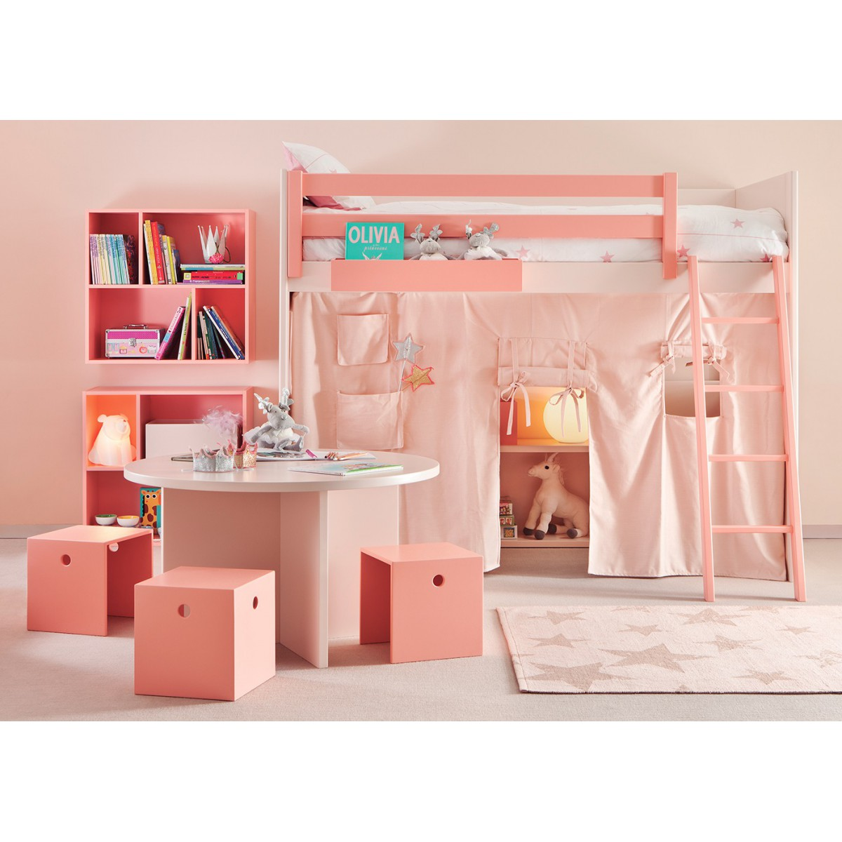 Lit Enfant Original Good Chambre Duenfants Originale Et Evolutive Avec Lit
