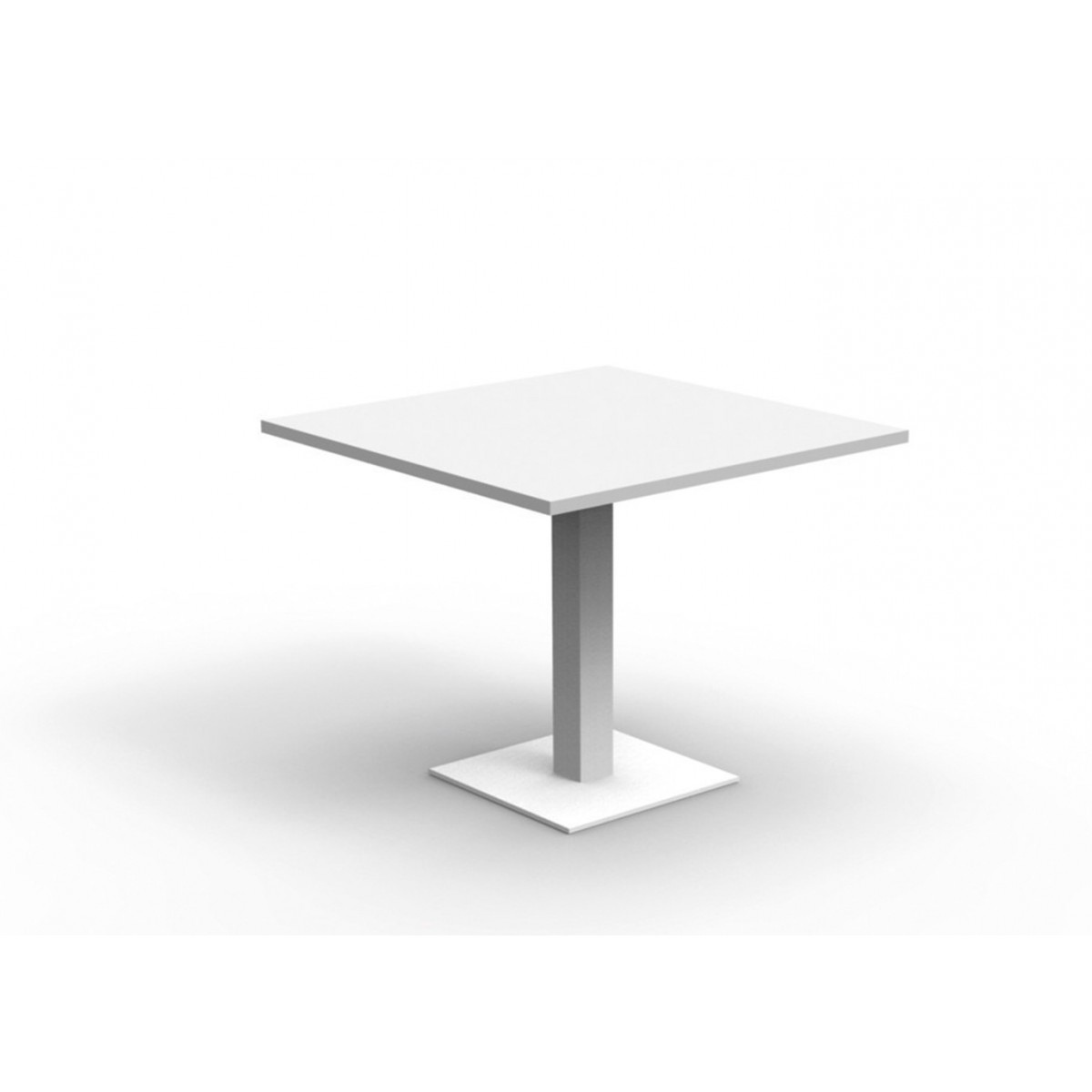 Table Bistrot Aluminium Table Bistrot Alu