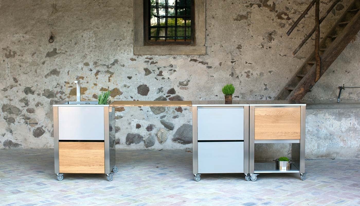 Modulare Outdoor Küche Edelstahl : Modulare outdoor küche edelstahl outdoor küche für weber grill