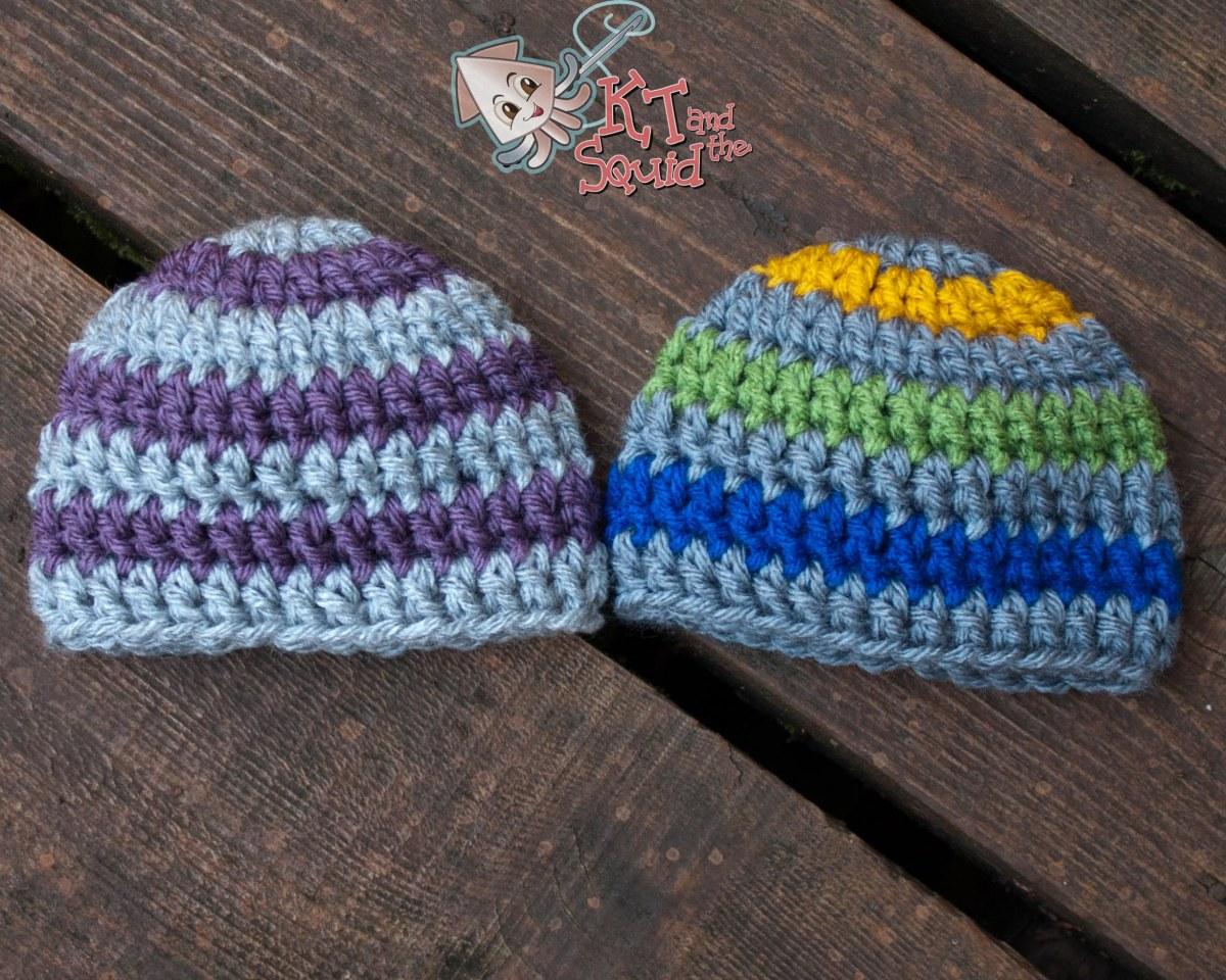 Quick and Easy Preemie Hat