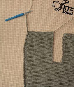 Kram Kardi Crochet Along KT and the Squid