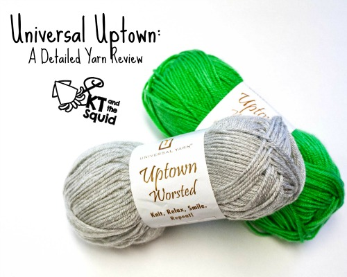 Universal Uptown: A Detailed Yarn Review | KT and the Squid