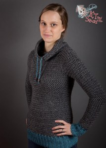 My Favorite Crochet Pullover pattern