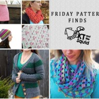 Friday Pattern Finds 2/4/16 | KT and the Squid