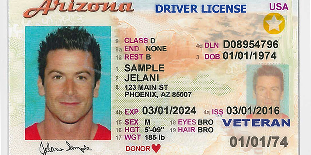 ADOT Arizona to begin issuing REAL ID cards on Friday