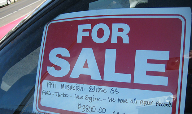 Dave Ramsey says Here\u0027s how to sell a vehicle with a high lien amount