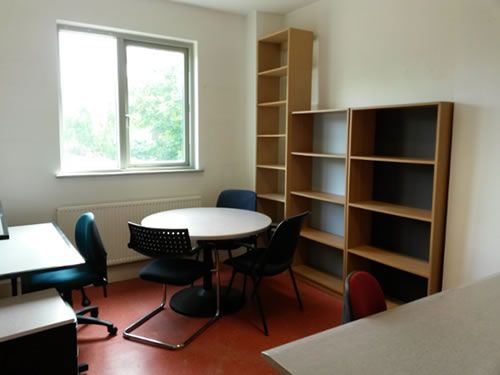 Private office available for rent