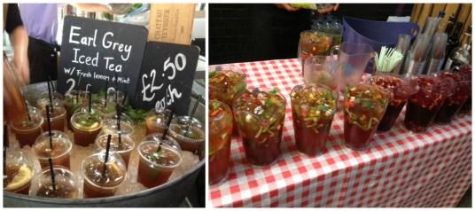 Borough Market drinks