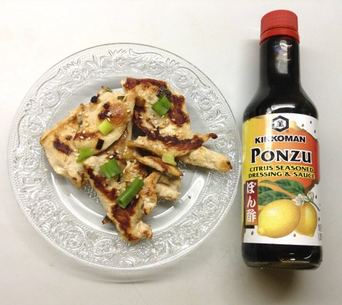 Ponzu Chicken