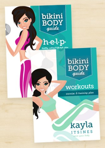 Kayla Bikini Body Program