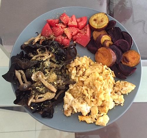 Big Breakfast Plate
