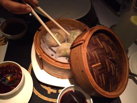 Prawn & Chive Dumpling