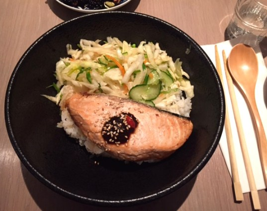 Tombo Salmon