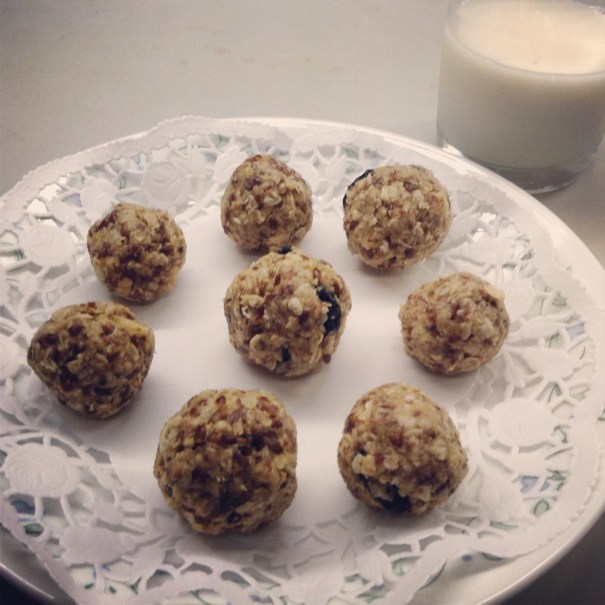 PB Cookie Dough Balls copy