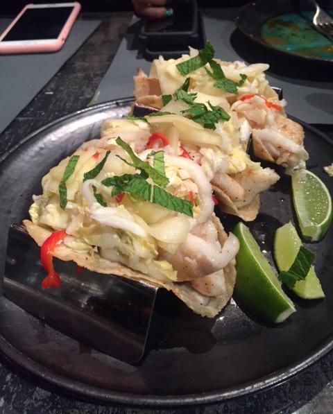 ABC Cucina Fish Tacos