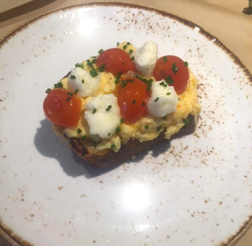 Opso Scrambled Eggs