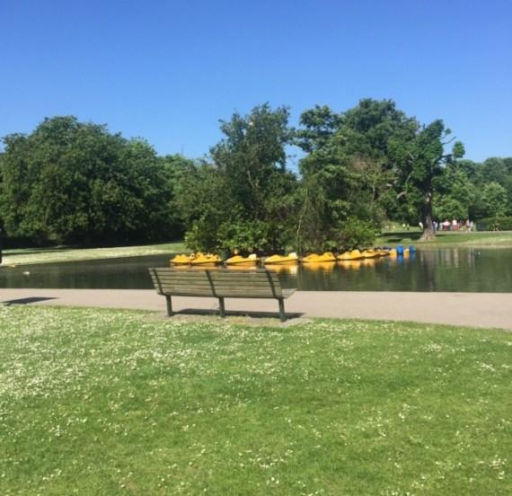 Regents Park Boats