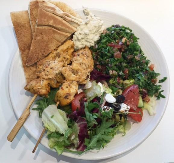 Selfridges Food Court