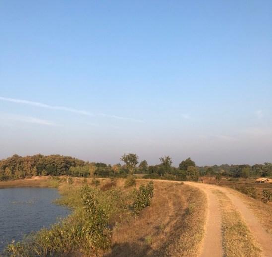 Trailing in Madhya Pradesh
