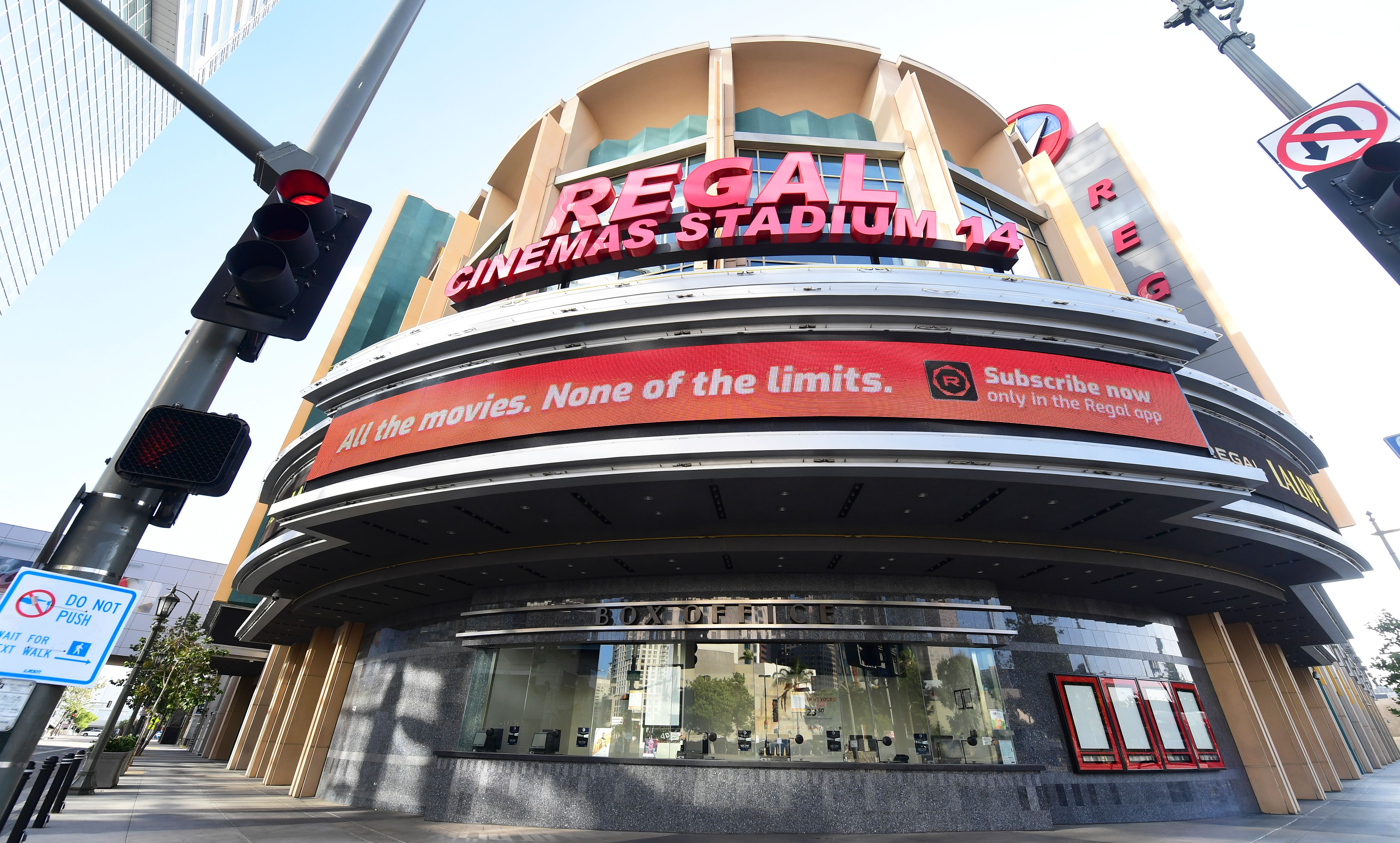 Rio Regal Owner Of Regal Cinemas Considering Closing All Movie Theaters In U.s. | Ktla