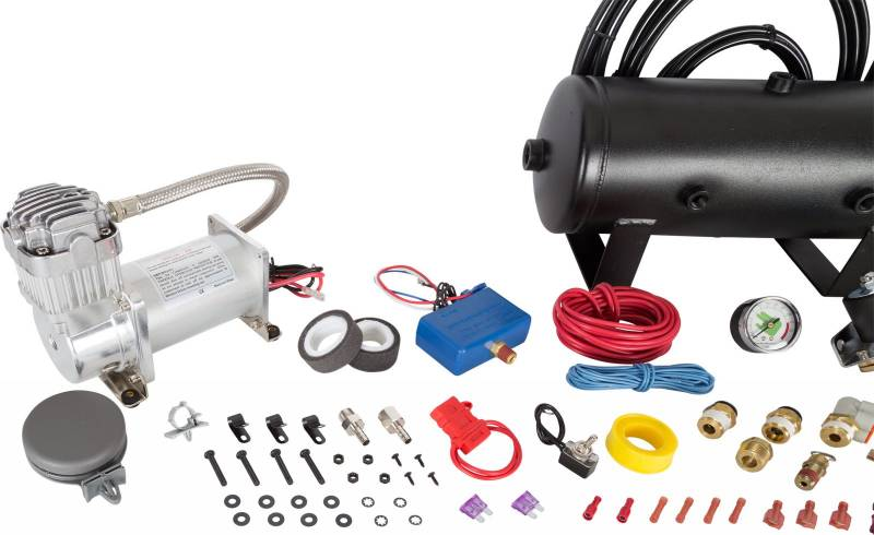 Conductor\u0027s Special 232, 2 Gallon, 150psi 325c, Train Horn Kit