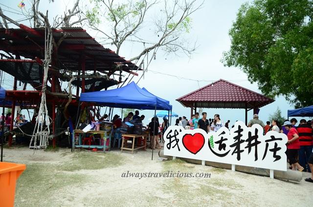 Pantai Redang Beach @ Sekinchan