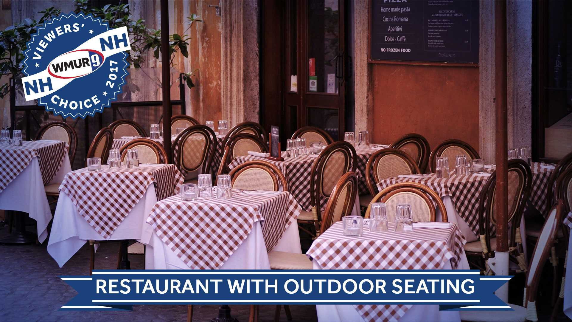Cucina Restaurant Burlington Viewers Choice 2017 Best Restaurant With Outdoor Seating