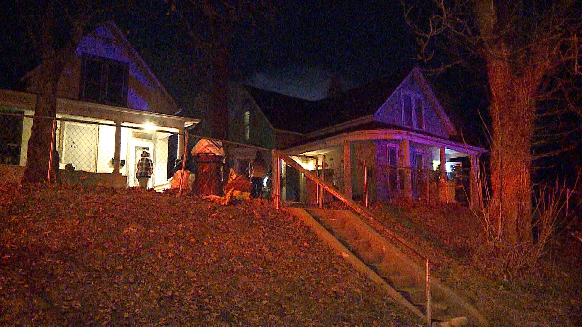 Kettler Mambo Seven Displaced After Overnight House Fire