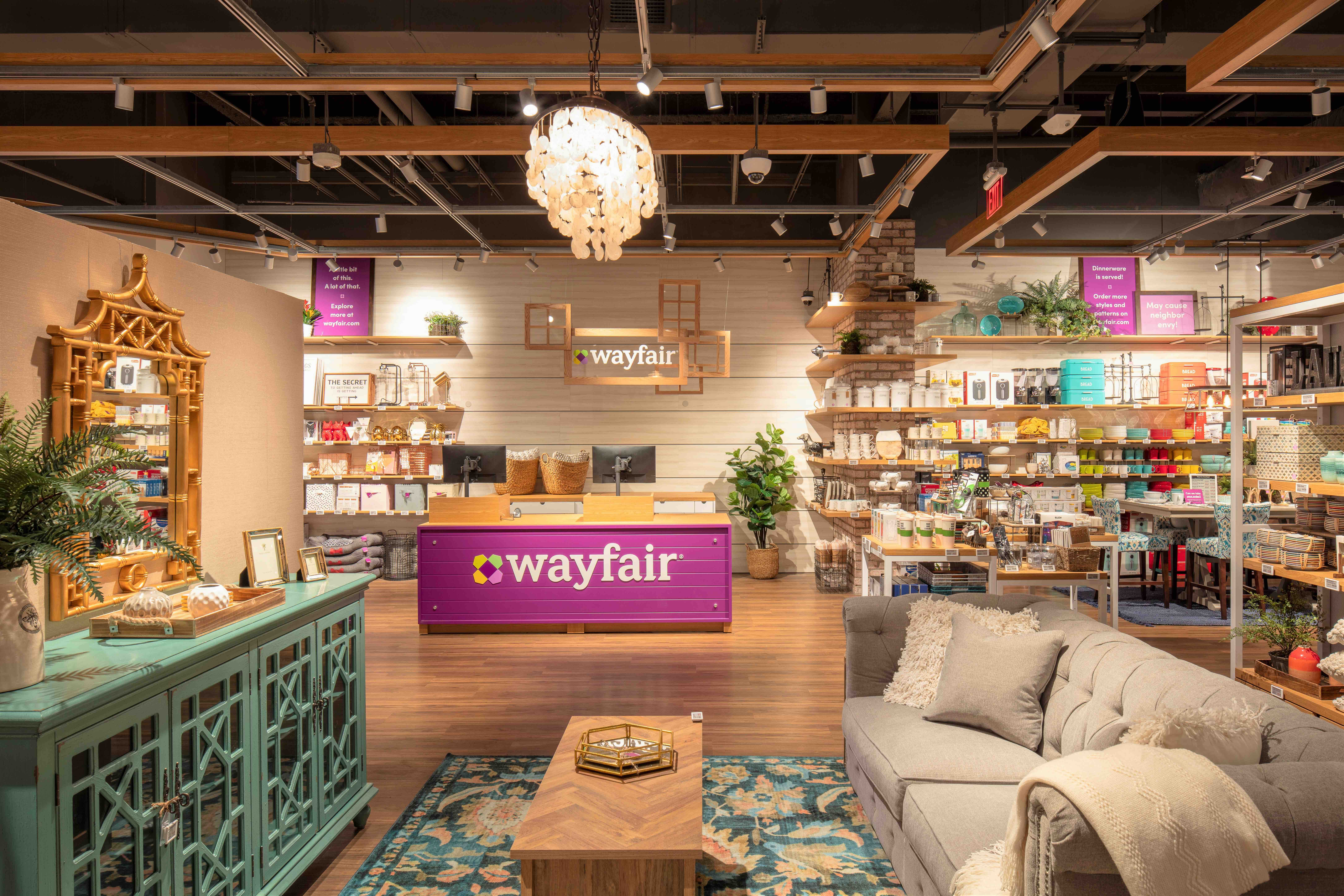 Wayfair Distribution Center To Open In Harford County