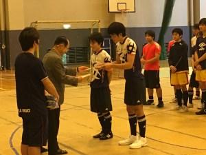 サイクルサッカー班 活動について